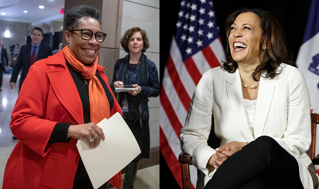 Northeast Ohio US Rep. Marcia L. Fudge endorses Sen. Kamala Harris for president