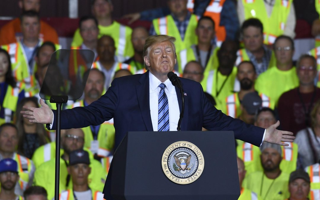 Editorial: Last week in Trump: Another big lie, more flame-fanning