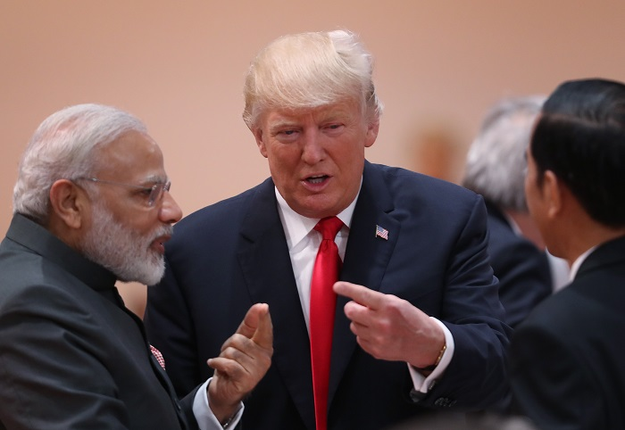 Extreme Rhetoric, Incitement to Violence by Certain Leaders: PM Modi to Donald Trump in J&K Context